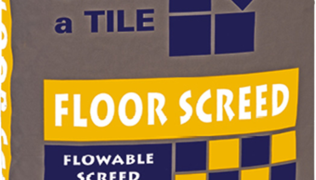 Stick-a-Tile-Floor-Screed